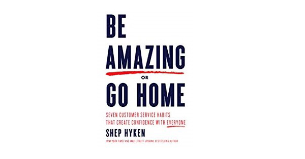 Be Amazing or Go Home Review
