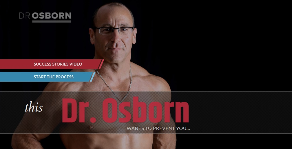 Get Serious: Dr. Brett Osborn