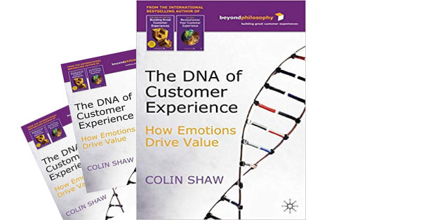 The DNA of Customer Experience Book Review