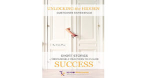 Unlocking the Hidden Customer Experience Book by Colin Shaw