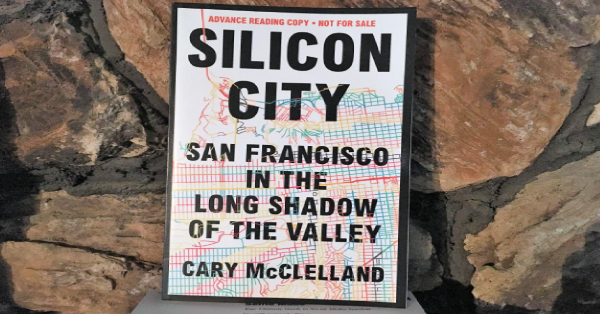 Silicon City Book by Cary McClelland Review by 3ee