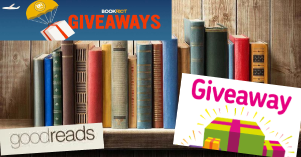 The Best Sites For Free Book Giveaways