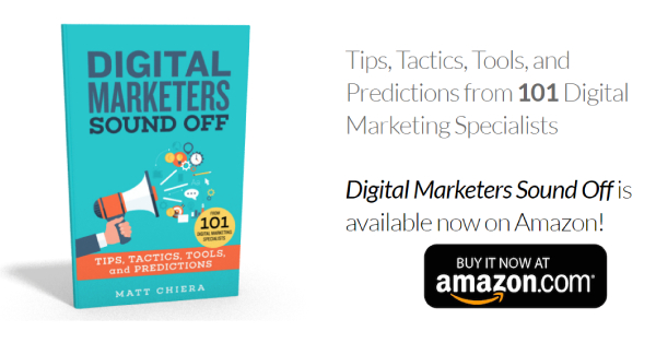 Tips, Tactics and Tools from 101 Digital Marketing Specialists