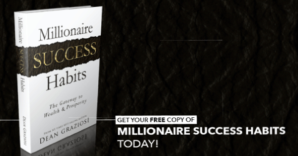 Millionaire Success Habits Book by Dean Graziosi Review