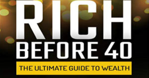 Rich Before 40 Book by Paz Itzhaki Weinberger, Review