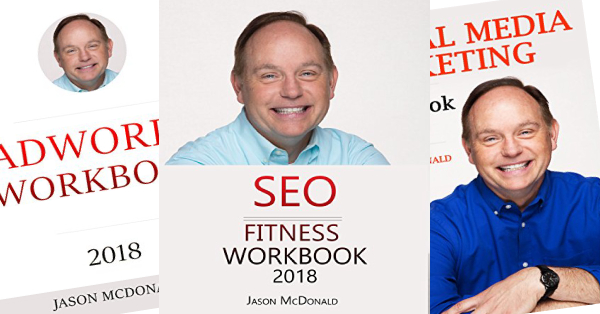 SEO Fitness Workbook New Edition by Jason McDonald Review