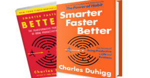 Smarter Faster Better: The Transformative Power of Real Productivity Review