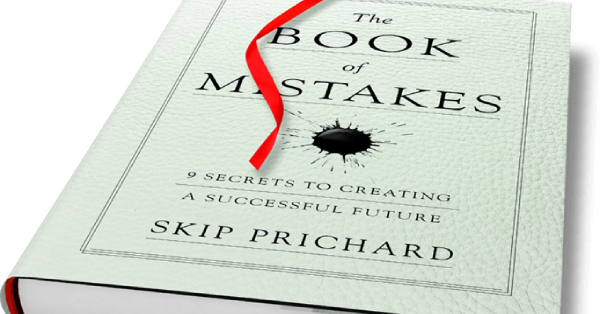 The Book of Mistakes by Skip Prichard Review
