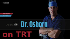 INTERVIEW WITH DR. BRETT OSBORN ON TRT by Jay Campbell
