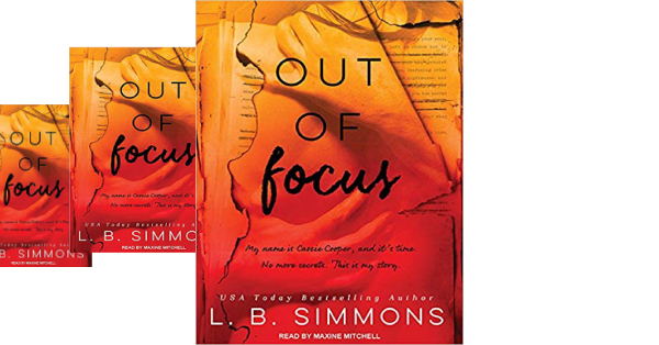 Out of Focus Book by L.B. Simmons (Chosen Paths #3) Review