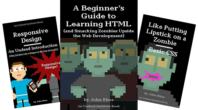 A Beginner's Guide to Learning HTML by John Rhea