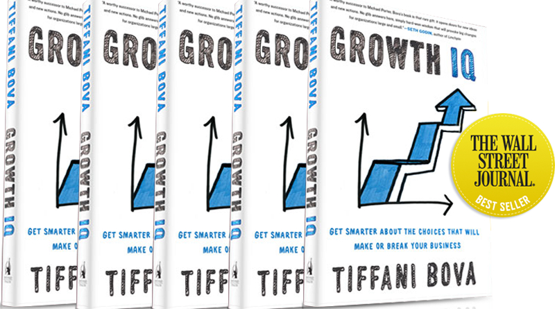 Growth IQ Book By Tiffani Bova Review and Summary