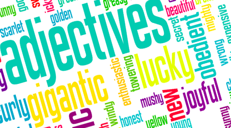 List of Adjectives That Describe a Book or Magazine