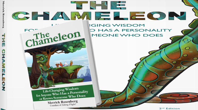 The Chameleon Book by Merrick Rosenberg Review