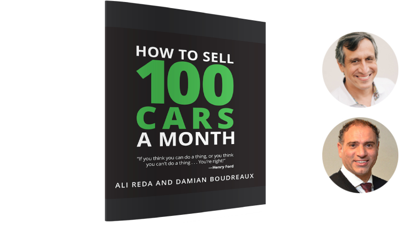 How to Sell 100 Cars a Month Book Review