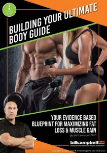 Building Your Ultimate Body Guide Your Evidence-Based Blueprint For Maximizing Fat Loss & Muscle Gain